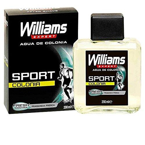 Williams Expert Sport Eau De Cologne 200ml