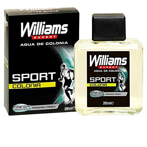 CL.WILLIAMS SPORT FCO.200 ML.