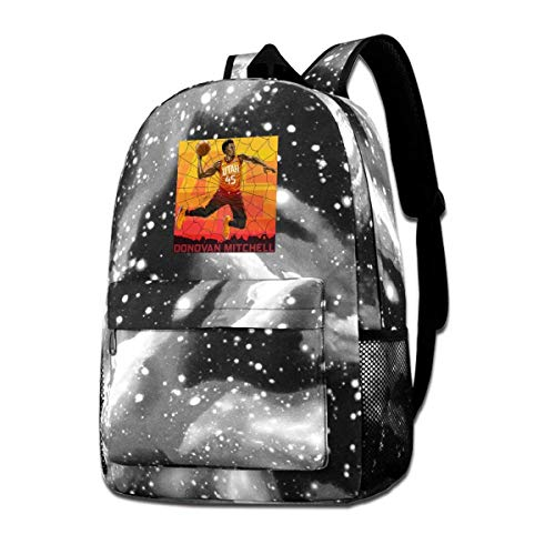 AOOEDM backpack Donovan Spida Mitchell Zaino durevole Zaini da viaggio Zaino Bookbag Uomo e donna Zaino blu
