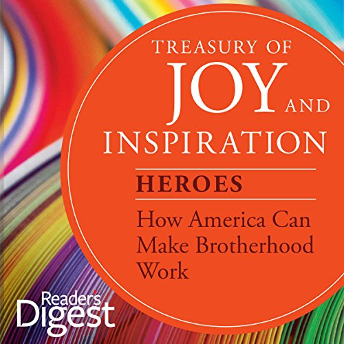 How America Can Make Brotherhood Work audiobook cover art