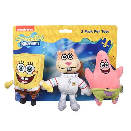 Nickelodeon Spongebob Squarepants for Pets Spongebob, Patrick, and...