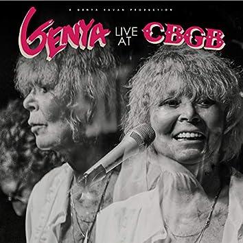 Genya Live CBGB (Remastered)