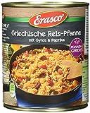 Erasco Pfannengericht: Griechische Reis-Pfanne mit Gyros und Paprika, 1er Pack (1 x 800 g)