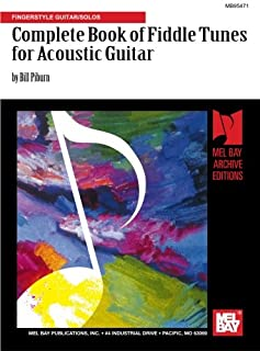 Complete Book of Fiddle Tunes for Acoustic Guitar