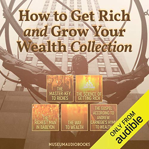 How to Get Rich and Grow Your Wealth Collection cover art