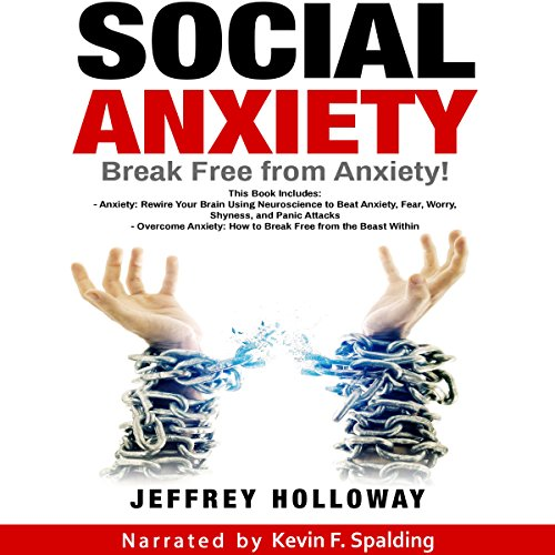 Social Anxiety Audiobook By Jeffrey Holloway cover art
