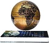 Globo de levitación magnética 6 Pulgadas Impermeable 360 Rotación Globo de luz LED Oficina Decoración del hogar Creativo Creativo