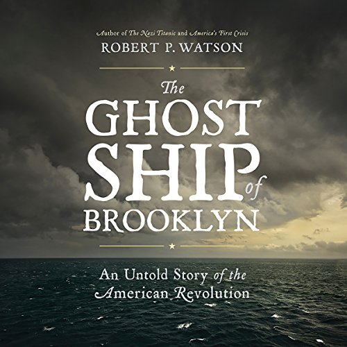 The Ghost Ship of Brooklyn audiobook cover art