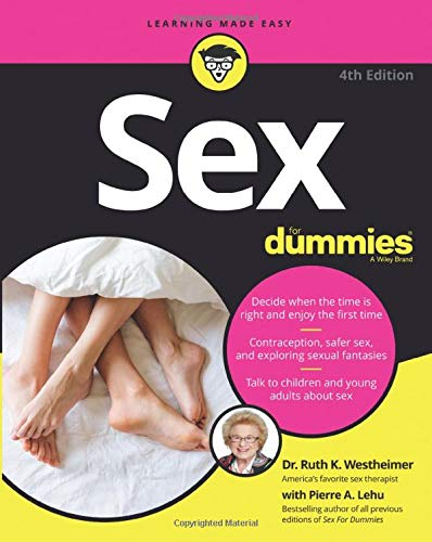 Sex For Dummies, 4th Edition