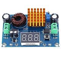ブーストコンバーター、DC-DCブーストステップアップコンバーター3-35Vから5V-45V電源モジュール5Aツール電気ステップアップ電圧コンバーター