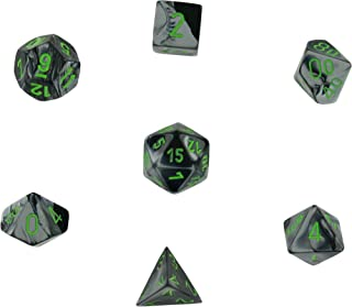 green black dice