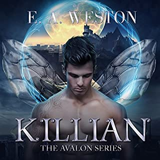 Killian     The Avalon Series, Book 1              By:                                                                                                                                 E.A. Weston                               Narrated by:                                                                                                                                 Melanie A. Mason,                                                                                        Robert A. Cusac                      Length: 7 hrs and 35 mins     7 ratings     Overall 4.9