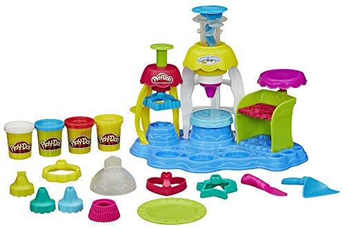 Play-Doh Hasbro A0318EU4 - Zauberbäckerei, Knete