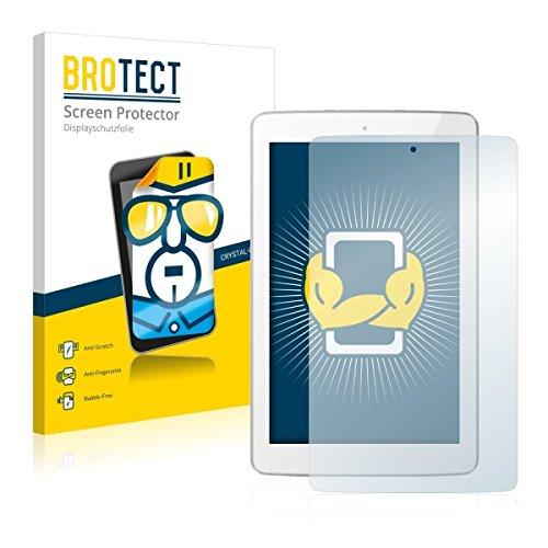 2X BROTECT HD Clear Bildschirmschutz Schutzfolie für Odys Junior Tab 8 Pro (kristallklar, extrem Kratzfest, schmutzabweisend)