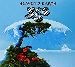 Heaven & Earth by Yes [Music CD]