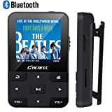 CFZC Lecteur MP3 Bluetooth 4.2 16Go Lecteur Baladeur avec...