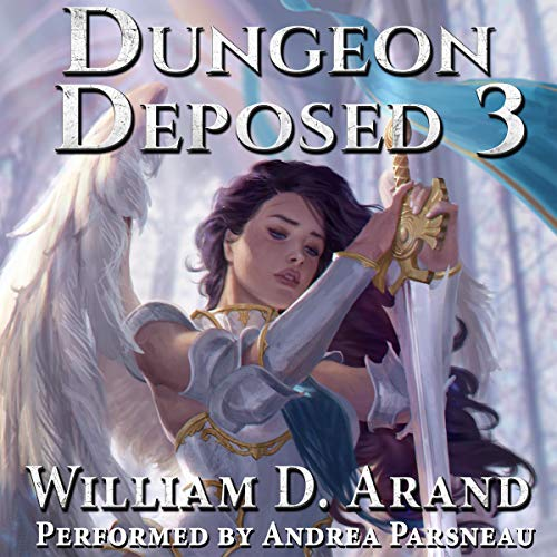 Dungeon Deposed: Book 3 cover art
