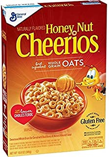 Honey Nut Cheerios 10.8 Oz Gluten Free Breakfast Cereal (pack of 2) [並行輸入品]