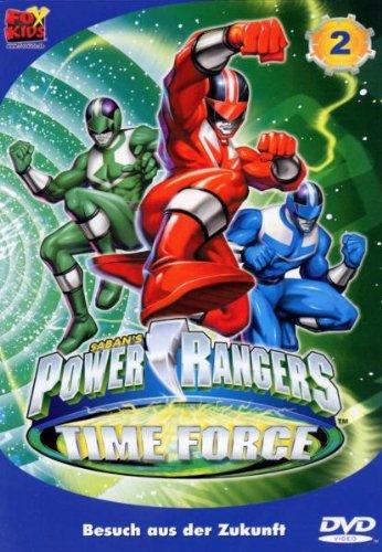 Power Rangers - Time Force - Vol. 2 [Edizione: Germania]
