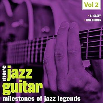 Milestones of Jazz Legends: More Jazz Guitar, Vol. 2