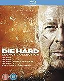 Die Hard: Legacy Collection (Films 1-5) [Edizione: Regno Unito] [Reino Unido] [Blu-ray]