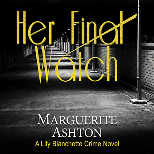 Her Final Watch audiobook cover art