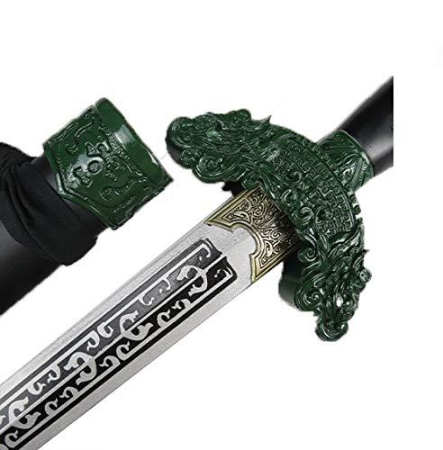 "S4401 Chow YUN Fat Crouching Tiger Hidden Dragon Green Destiny Wood Sword 41"""
