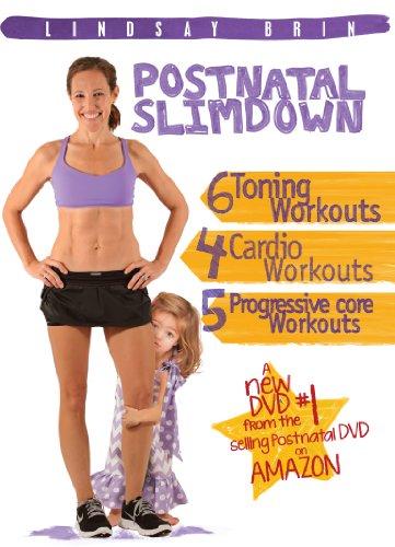 Postnatal SlimDown by Lindsay Brin & Moms Into Fitness