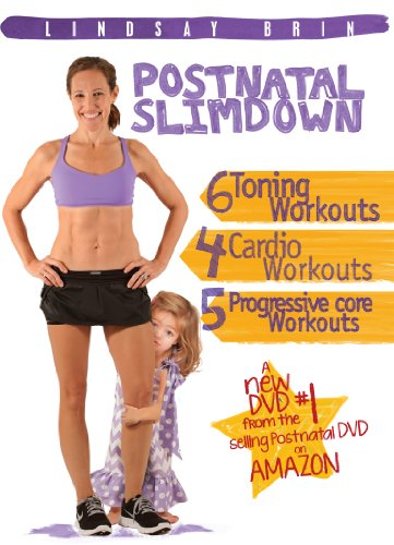 Postnatal SlimDown by Lindsay Brin & Moms Into Fitness