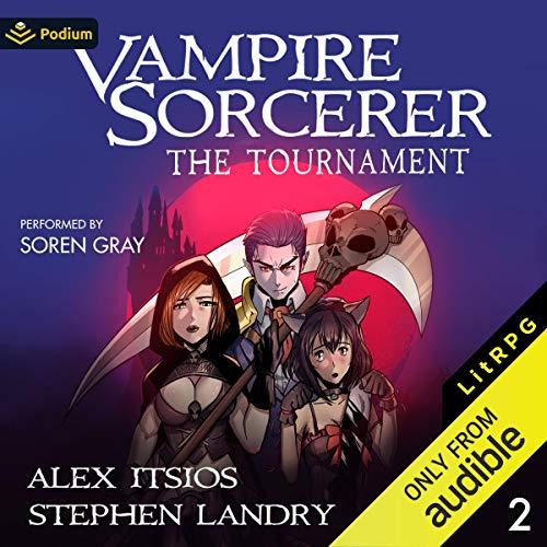 The Tournament cover art