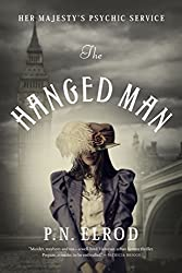 Cover of P. N. Elrod's The Hanged Man. Tor Books. May 19, 2015.