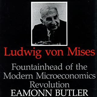 Ludwig Von Mises audiobook cover art