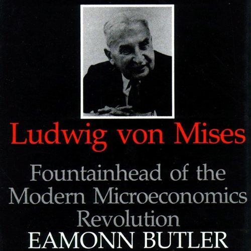 Ludwig Von Mises copertina