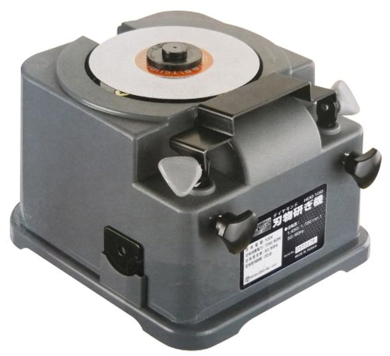 ぼかし注文絶滅させるHDG-100 H&Hダイヤモンド刃物研ぎ機