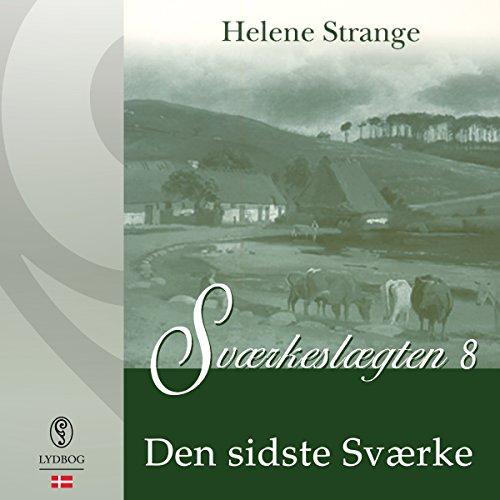Den sidste Sværke audiobook cover art