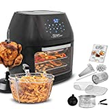 Mediashop Power Airfryer - Barbacoa Power Airfryer Multi-Function Deluxe...