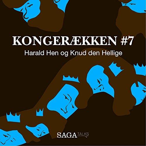 Couverture de Harald Hen og Knud den Hellige