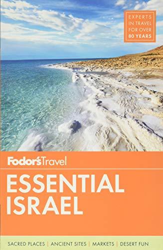 Fodor's Essential Israel (Full-color Travel Guide)