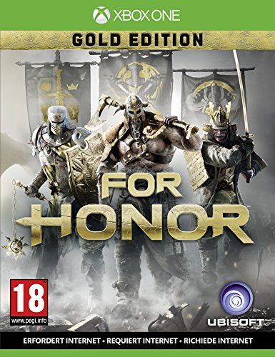 For Honor - Gold Edition - [Xbox one] - [AT-PEGI]