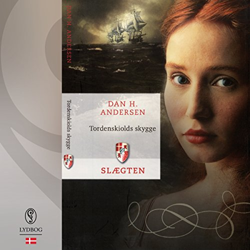 Tordenskiolds skygge audiobook cover art