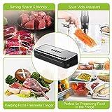 Zoom IMG-1 macchina sottovuoto per alimenti bonsenkitchen