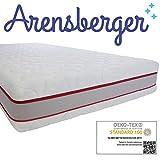 Arensberger ® SPRINGXX 7-Zonen Taschen-Federkern Matratze, 90 x 200 cm, Höhe 19cm - 8