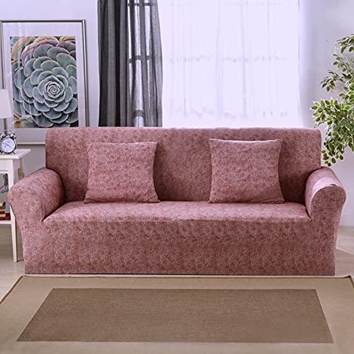 PPOS Fundas de sofá elásticas universales Modernas para Sala de Estar Muebles elásticos Fundas de sillón Funda de sofá seccional A3 1 Asiento 90-140cm-1pc