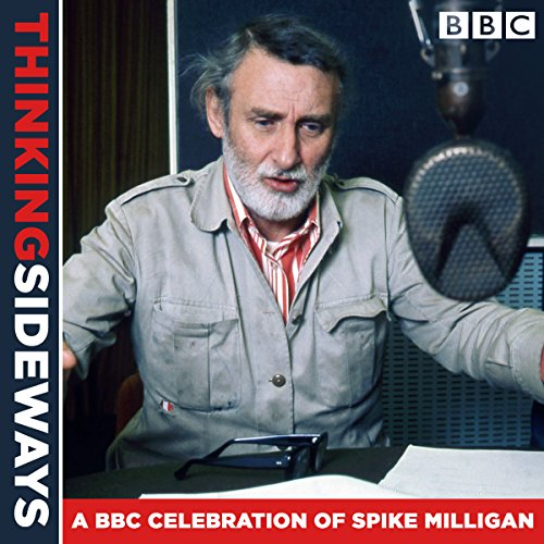 Thinking Sideways audiobook cover art