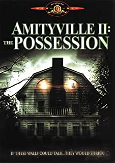 Amityville 2: The Possession Movie Poster (11 x 17 Inches - 28cm x 44cm) (1982) Style C -(James Olson)(Burt Young)(Andrew Prine)(Moses Gunn)(Rutanya Alda)(Jack Magner)