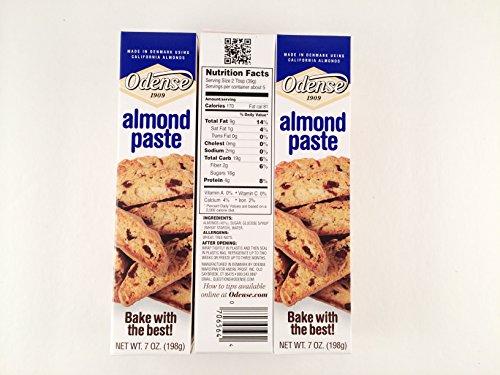 Odense Almond Paste - 3 Pack Value Bundle