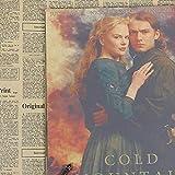 ZYAAO Jude Dello Nicole Kidman Papierplakat im Cold