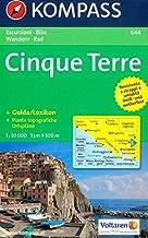 Cinque Terre (Italy) 1:50 000 Hiking Map, waterproof KOMPASS