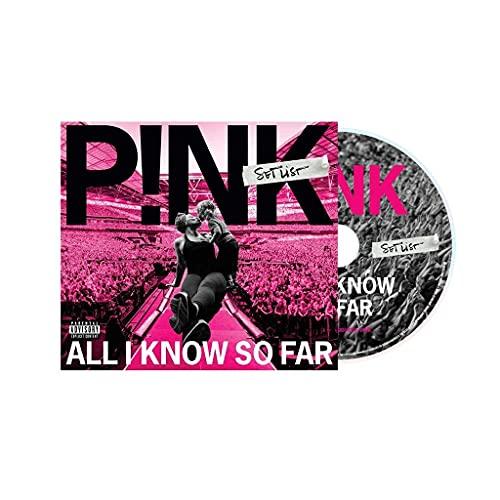 P!Nk Neue CD 2021 Neues Album PINK