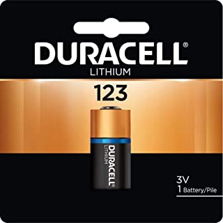 Duracell DL123ABU 3V Ultra Lithium Battery